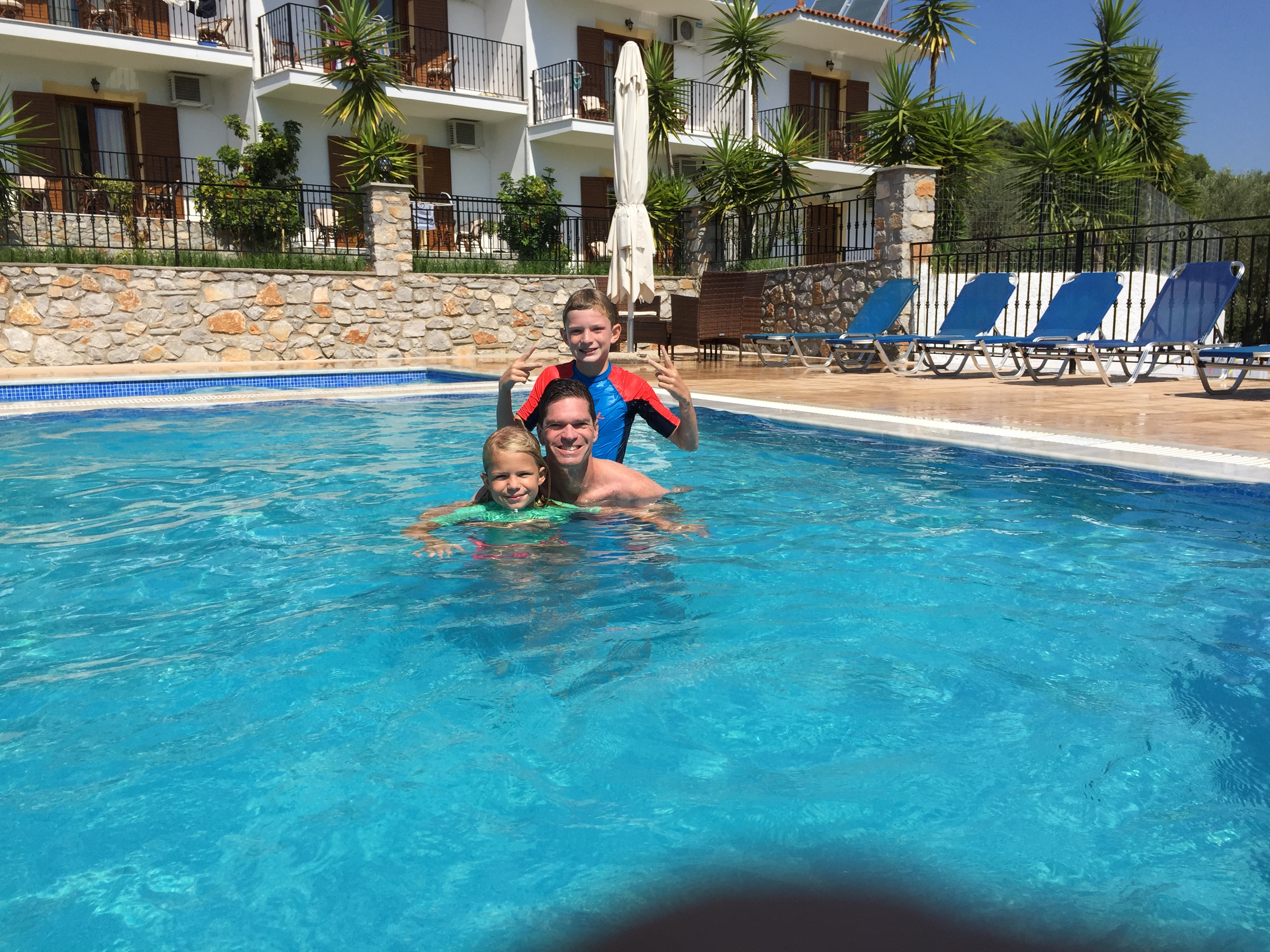 Skiathos Diamond appartement (review)