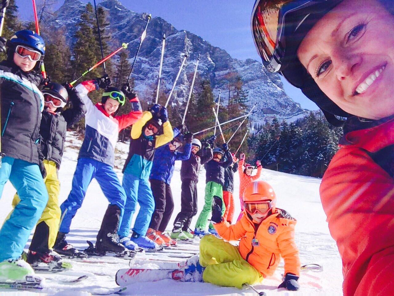Welke skischool kies je in Ehrwald?