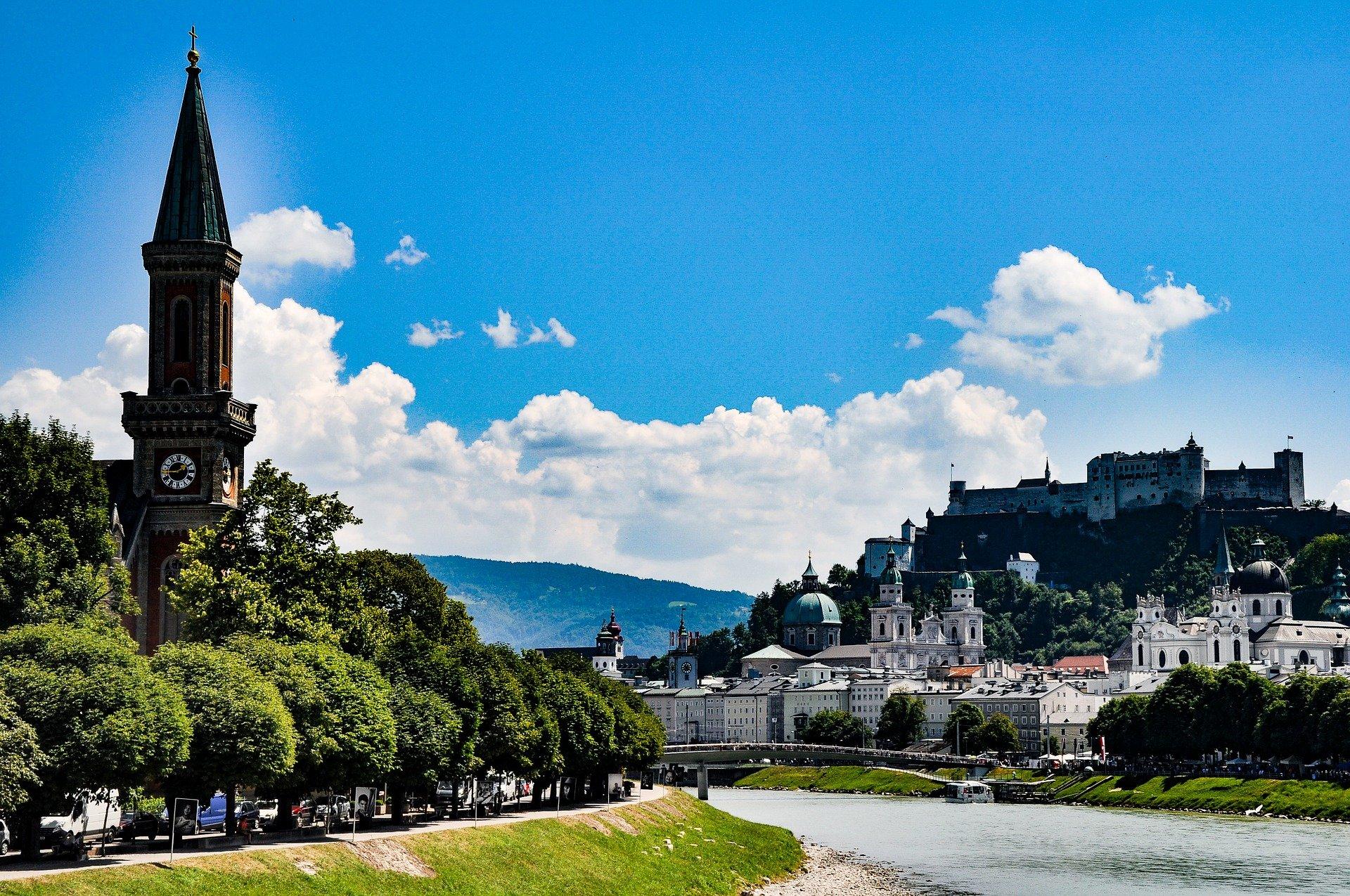 Met kinderen een paar dagen naar Salzburg