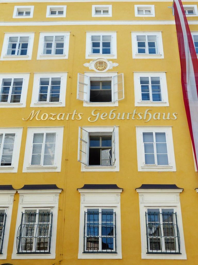 Museum Mozart Salzburg