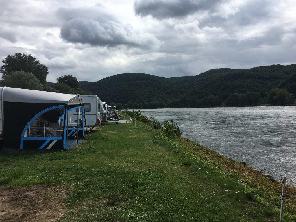 Camping Sonneneck, goede camping met zwembad, bij Koblenz