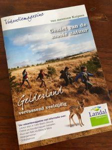 Vakantiemagazine Landal