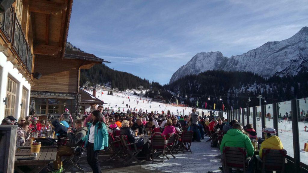 Ehrwalder Alm skigebied