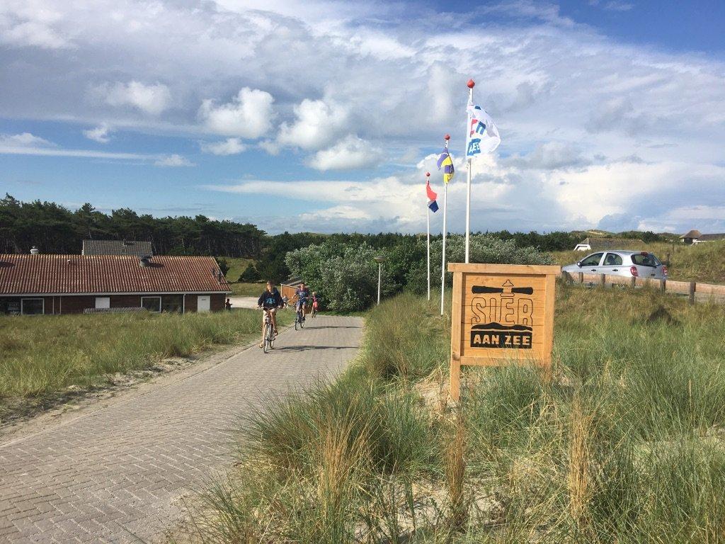 Sier aan Zee, een gezellig familiehostel op Ameland