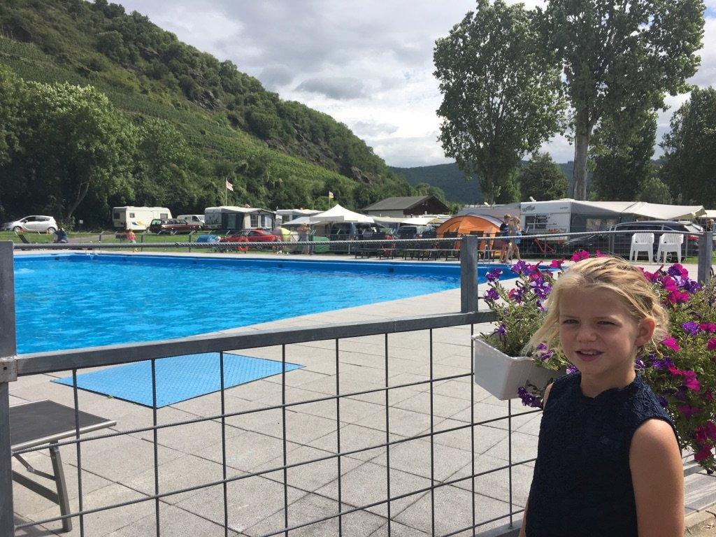 zwembad sonneneck