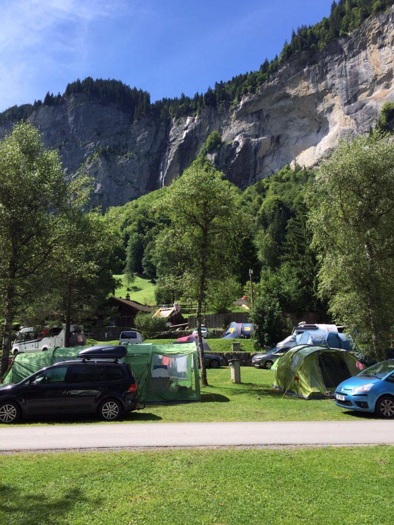 camping jungfrau lauterbrunnen