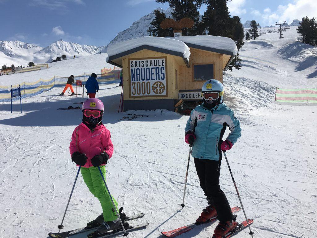 Skikleding voor kinderen