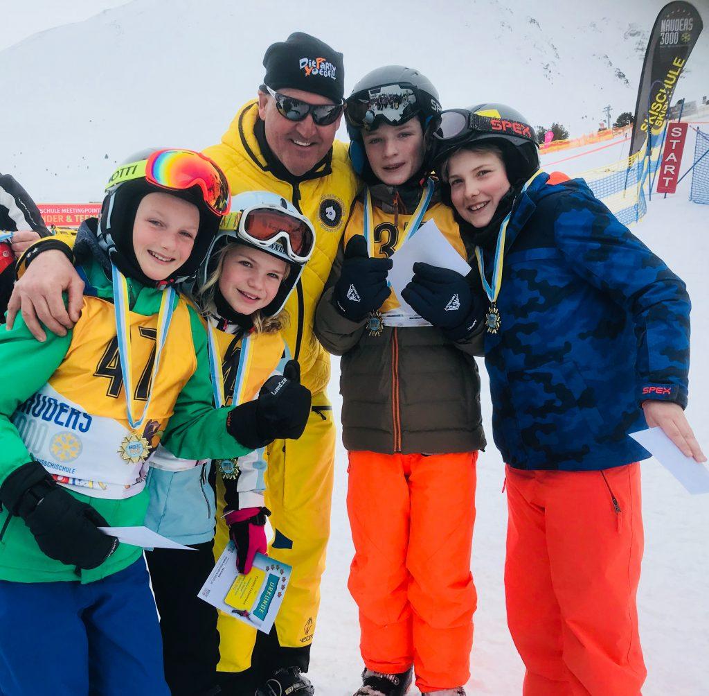 Skischool nauders