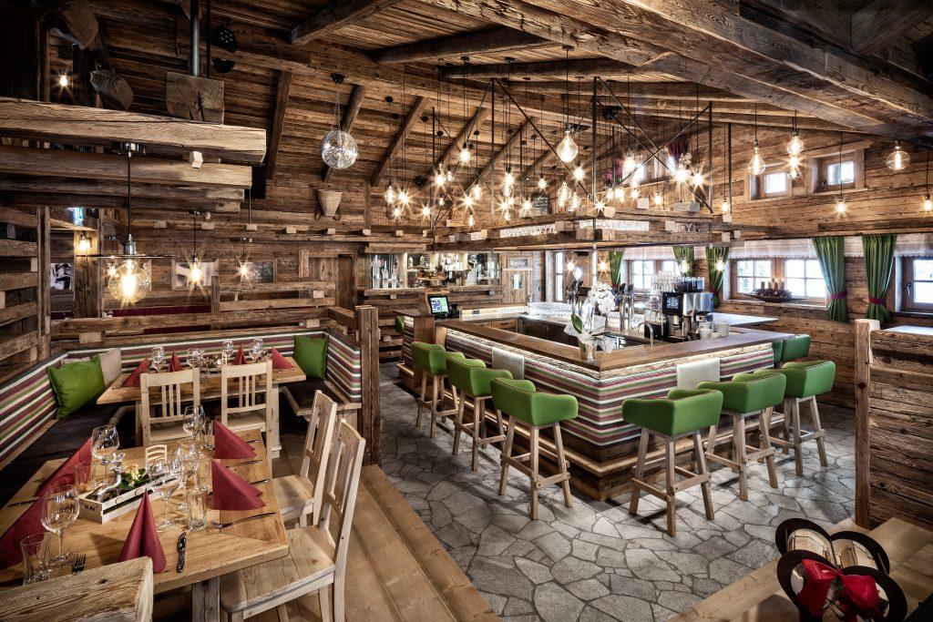 restaurant Wagrain Prechtlstadl