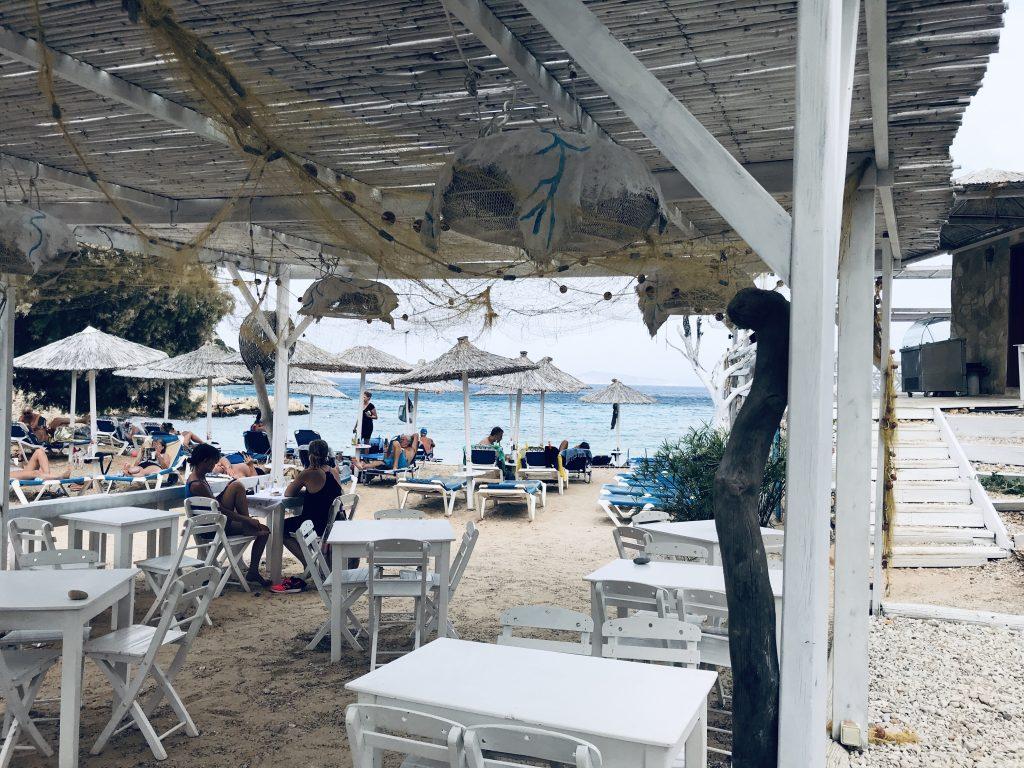 Kania Beach Chalki