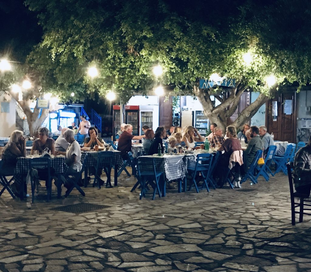 restaurant Chalki