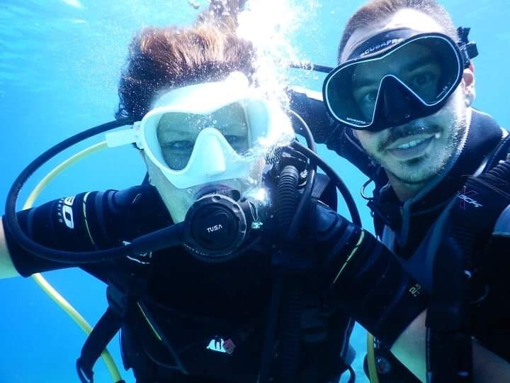 Dive center Chalki