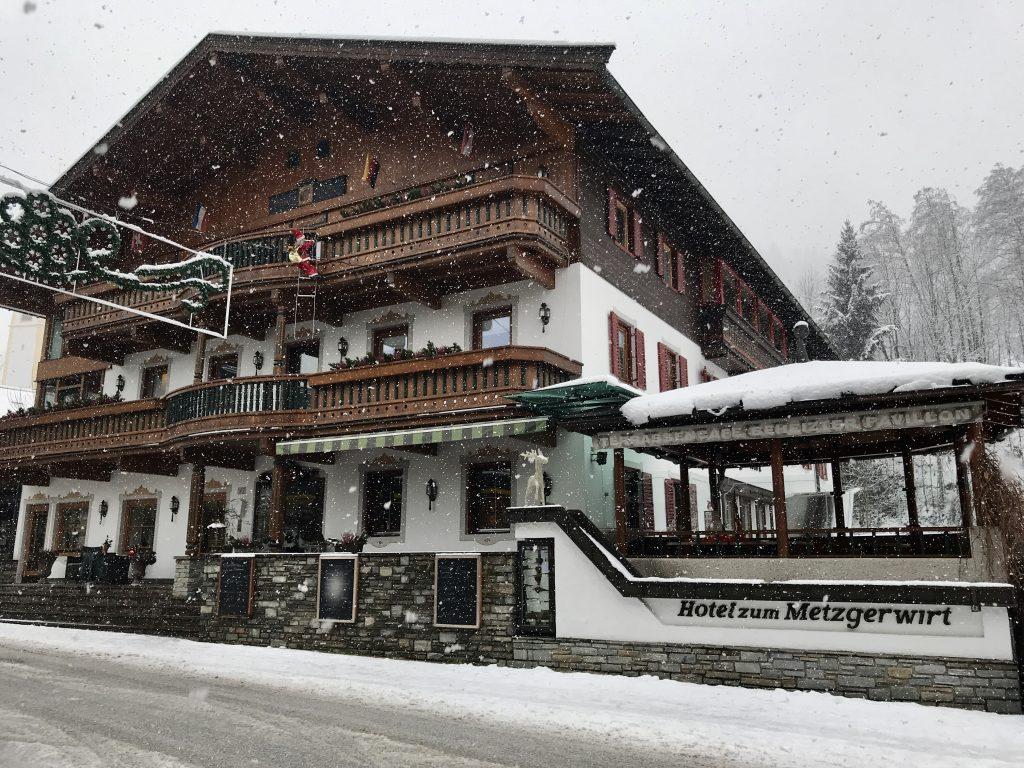 Hotel Metzgerwirt Fieberbrunn
