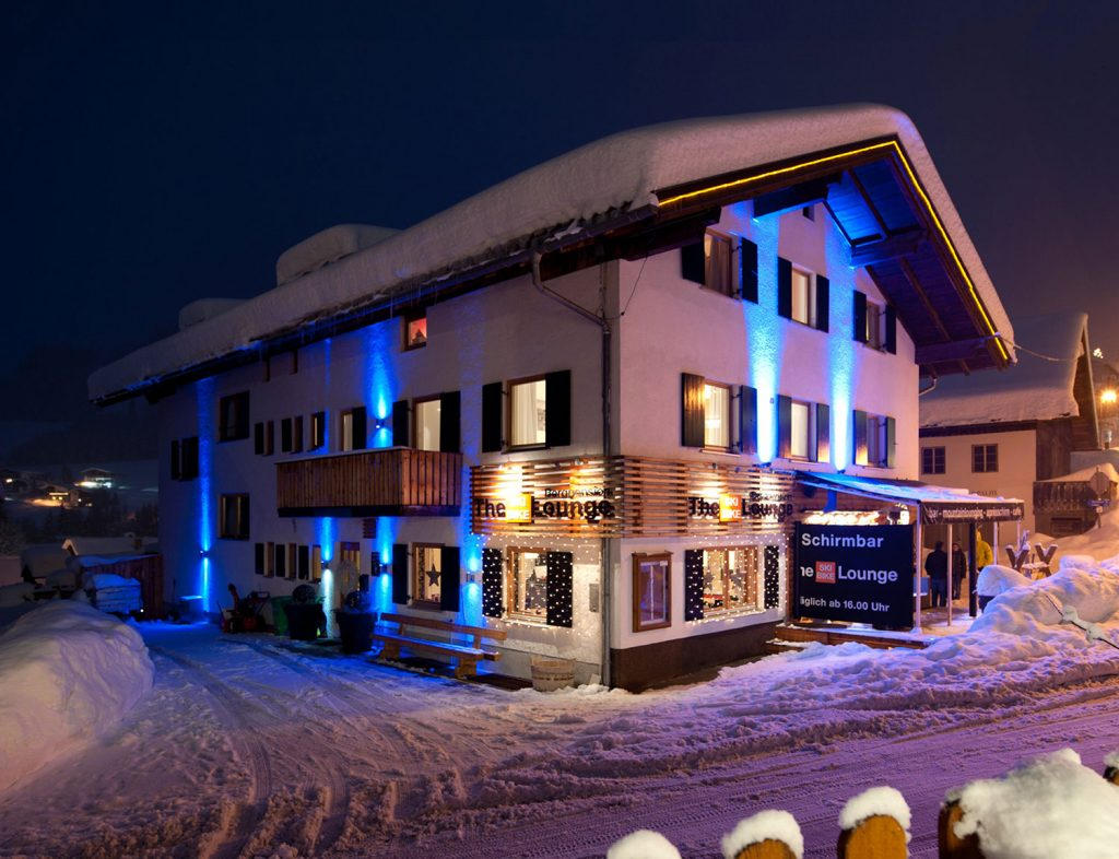 ski lounge Berwang