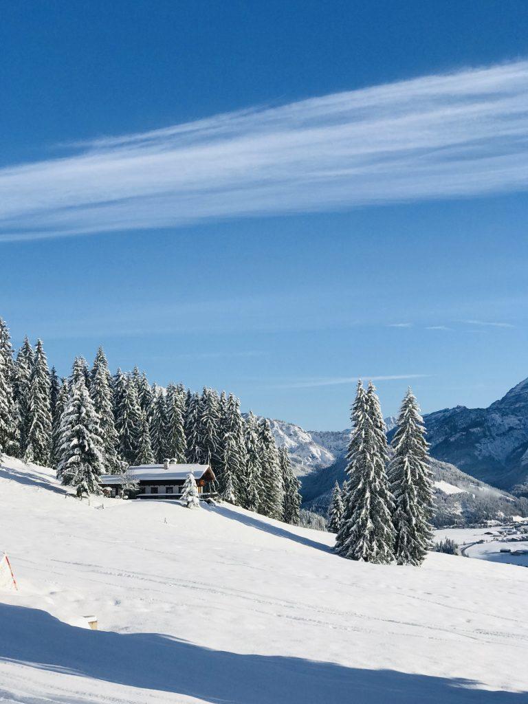 Fieberbrunn skigebied