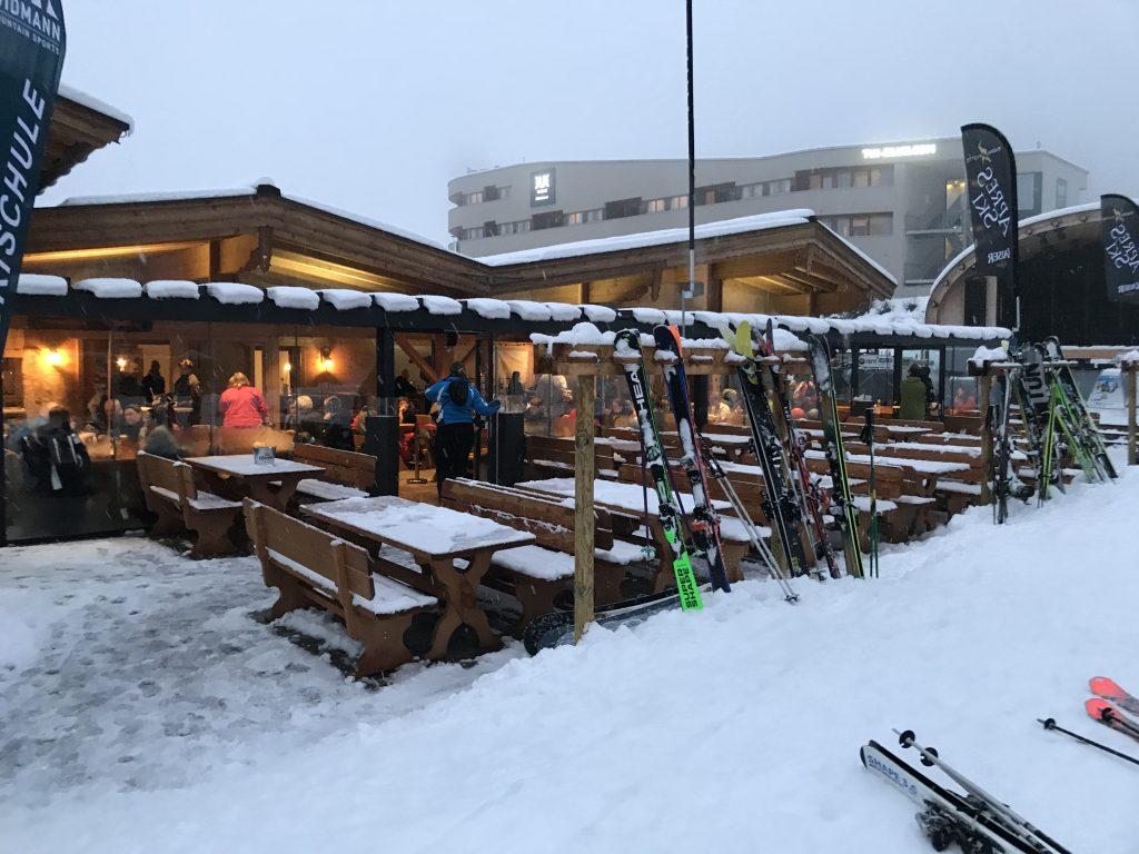 Apres ski Fieberbrunn