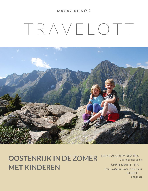 Oostenrijk in de zomer met kinderen