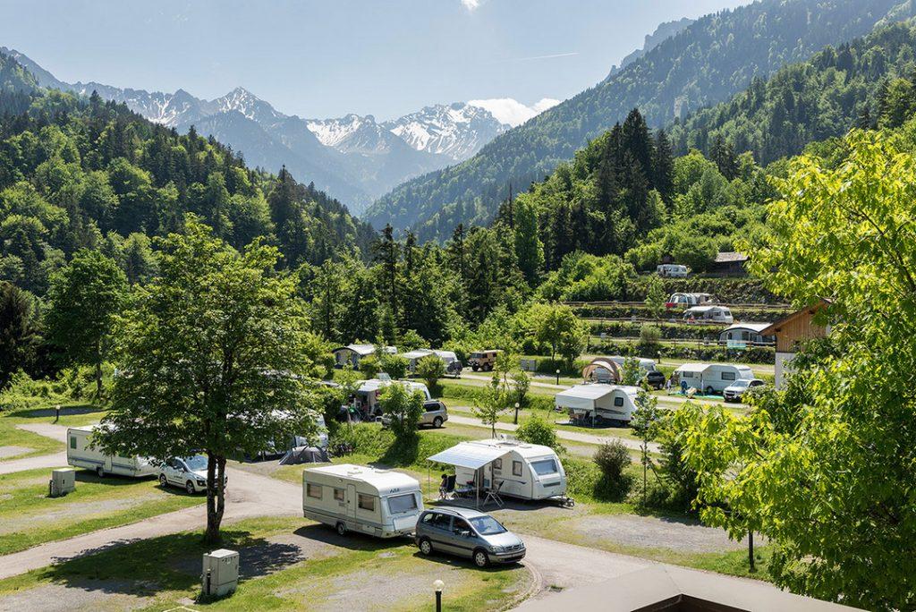Leuke campings in Oostenrijk